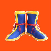 Dragon Ball Z Goku Cosplay Boot Costume Shoes