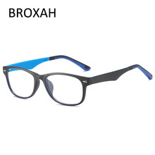 High Quality Mens Glasses Frame Women Plastic-steel Eyeglasses UV400 Optical Men Oculos
