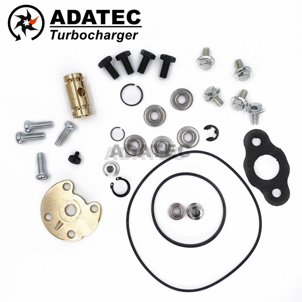 GT1544V GT15 Turbo Repair Kit 753420 750030 740821 0375J7 Turbine Rebuild For Citroen C 2 1.6 HDi FAP 109 HP DV6TED4 2005-