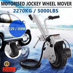 Rimorchio Mover 350W 12V Elettrico Rimorchio Martinetti Max Carico Del Veicolo 5000Lbs Rimorchio Jockey Ruota Utility Rimorchio Martinetti Facile per di Manovra