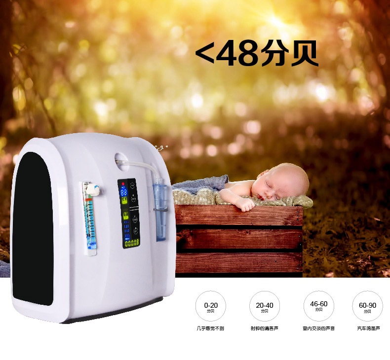 home use medical portable oxygen concentrator generator oxygen making machine Oxygenation machine home use 5 liters medical grade lovego oxygen concentrator lg502