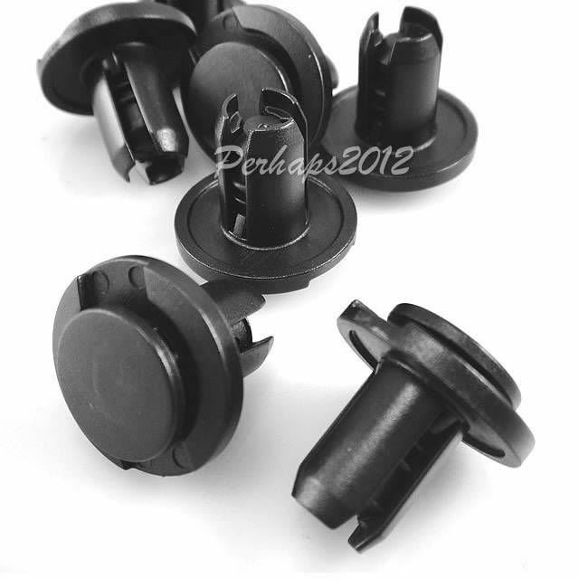 US $4 07 15% OFF 15x OEM for Grille Mounting Push Type Clip Rivet Retainer  for Honda for Civic TL 91503 S0K A01 A20608 A 20608-in Auto Fastener & Clip