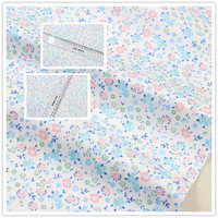15827162 ,very nice Many color flowers,  50cm*150cm flower Series cotton fabric,diy handmade patchwork cotton cloth home textile