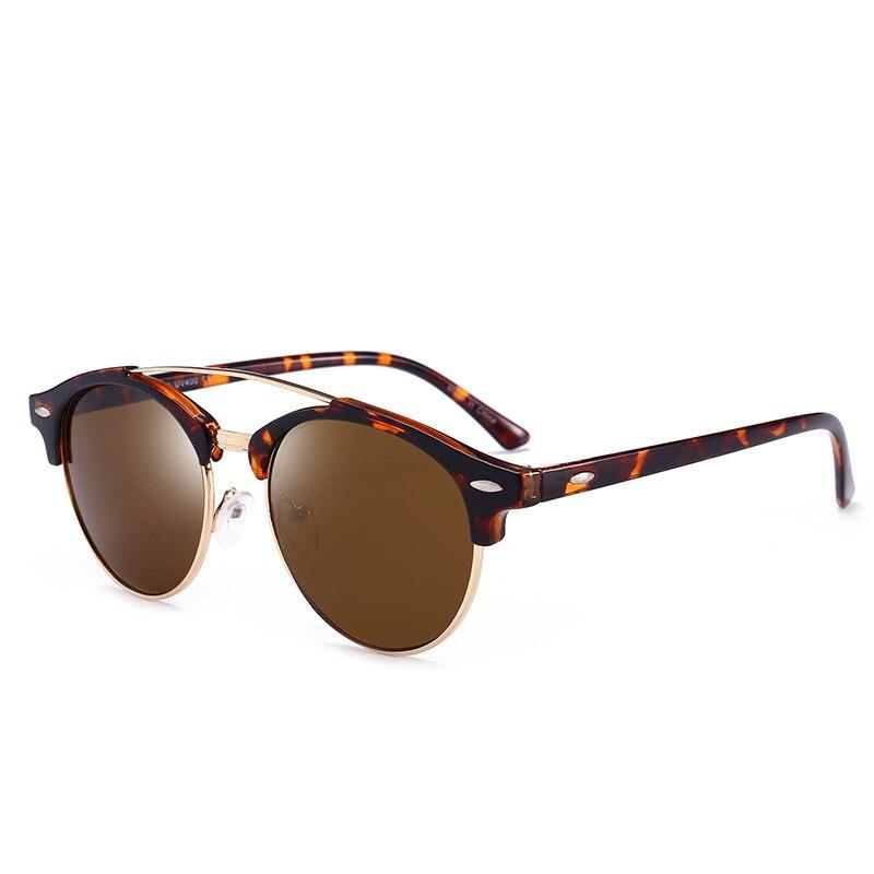 Купить с кэшбэком Classic Polarized Sunglasses Cycling Fishing Outdoor Retro Men Women High Quality Sunglasses Female Male Fashion Mirror