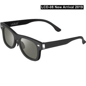 Image 5 - Eletrônico ajustável escurecimento óculos de sol lcd design original lentes polarizadas de cristal líquido fornecimento direto da fábrica transporte da gota