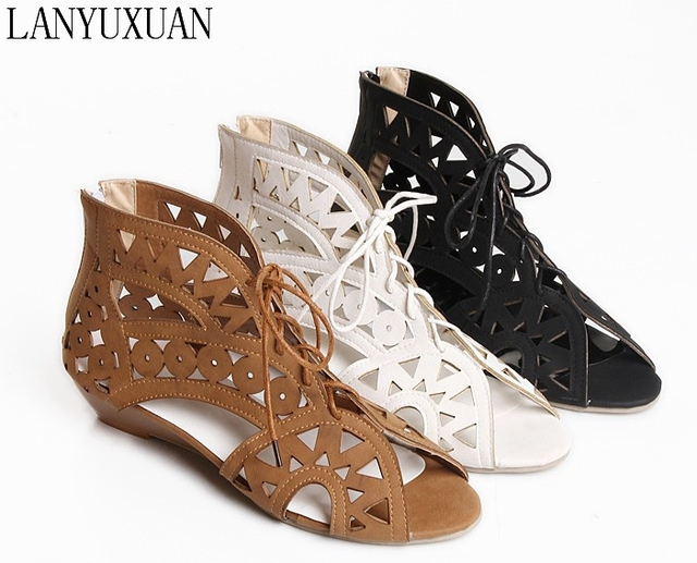 2017 Direct Selling New Sandals Women Tenis Feminino Shoes Women Sandals Sapato Feminino Summer Style Chaussure Femme Wedge 6-6