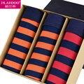 2017 Men Underwear PLANDOO Present 1950's Classical Wide Striped 3 PACK Fashion Men Cloth
