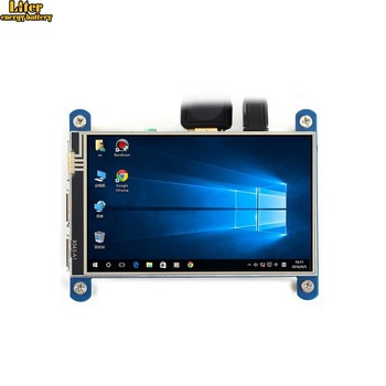 4inch Resistive Touch Screen IPS LCD (Type H) 480x800 HDMI interface Designed for Raspberry Pi