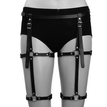Sexy Garters Body Belts5