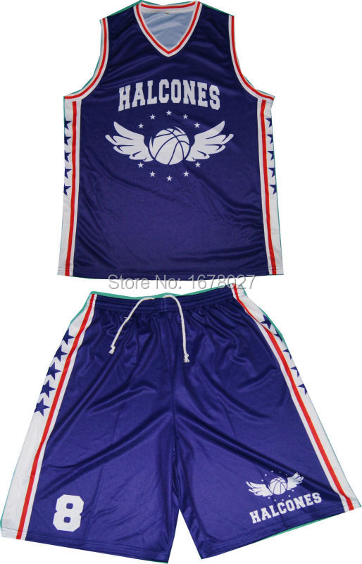 3f8e6347516 Mens hot selling custom new design baketball playing jersey High ...
