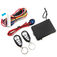 Common Alarm Programs Automotive Distant Central Equipment Door Lock Car Vehicle Keyless Entry System Burglar Alarm