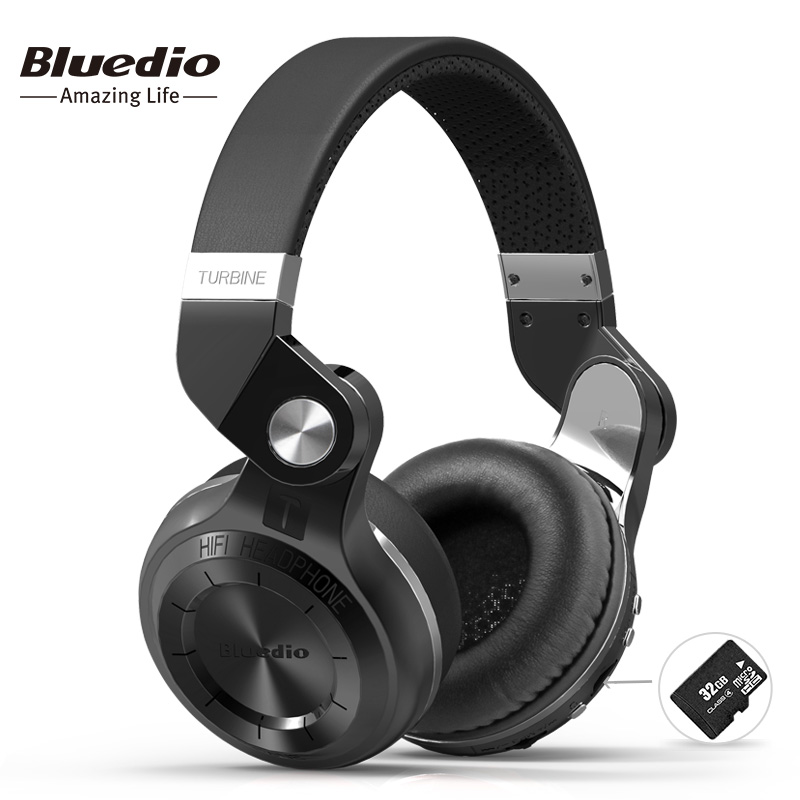 buy bluedio t2 fashionable foldable over the ear bluetooth. Black Bedroom Furniture Sets. Home Design Ideas
