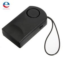 Portable 120DB Loud Wireless Touch Sensor Door Knob Entry Alarm Alert Security Design Hot Sale New High Quality