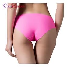 Hot sale Original New Ultra-thin Women Seamless Traceless Sexy lingerie Underwear Panties Briefs