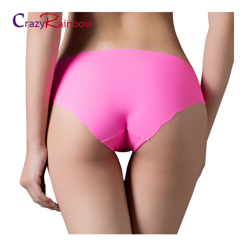 Hot Sale Original New Ultra Thin Women Seamless Traceless Sexy Lingerie Underwear Panties Briefs