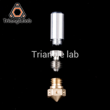 Super high quality Micro Swiss MK10 All Metal Hotend Kit MK10 Nozzle M7 3D printer kit Threaded Nozzle  three kinds of material