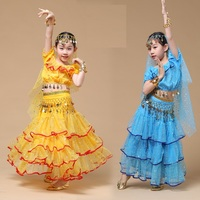 250x120cm Chiffon Scarf Scarf Belly Dance Belly Dance Throwing Yarn Belly Dance Stage Activities