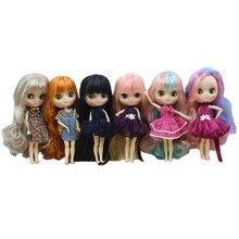 Специальное предложение Средний Блит кукла 20 см совместных и нормального тела подходит для DIY игрушка в подарок