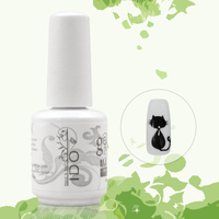 DHL Free Shipping IDO brand Uv & LED matte gel polish