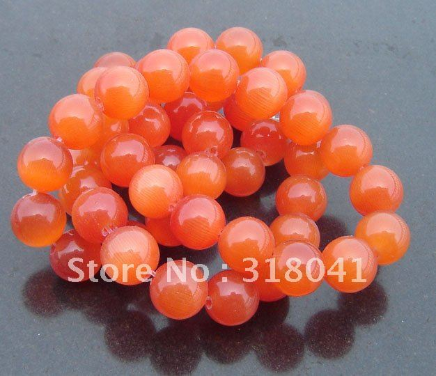 Free shipping wholesale Nice  natural mixed cats eye spacer beads 6-10mm