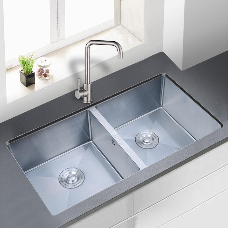 304 Stainless Steel Sink Kitchen Bench