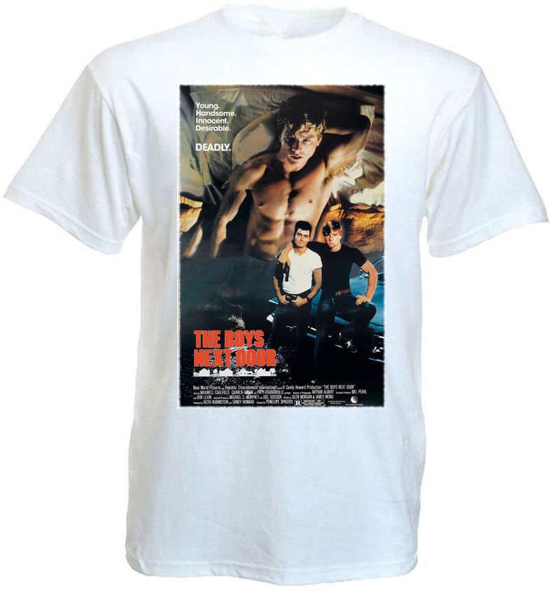 T Shirt Shop Online Crew Neck Men Short-Sleeve Best Friend The Boys Next Door Ver.3 Shirts