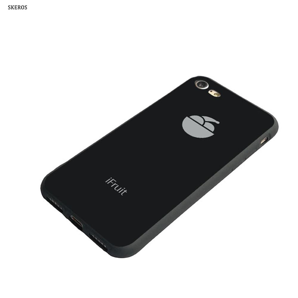 SKEROS iFruit GTA V (2) мода телефон Мягкий чехол для Apple Iphone X 5 5S Se 6 6 S 7 8 6 плюс 6 S плюс 7 плюс 8 плюс # ca131 ...