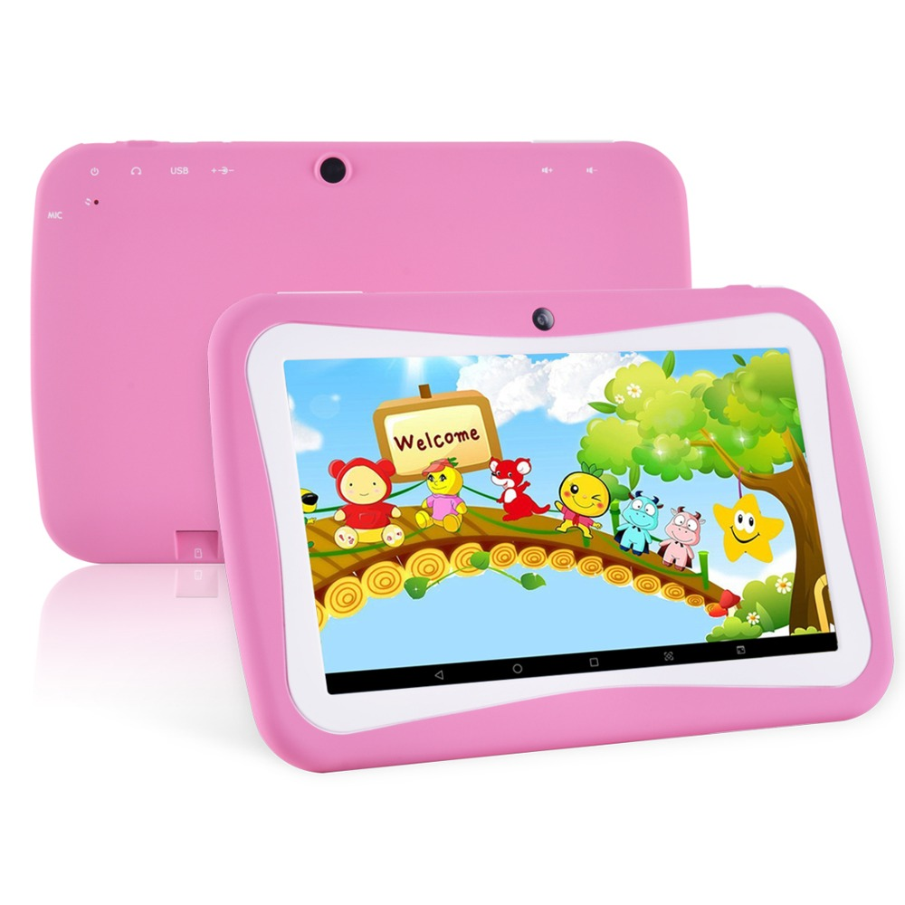 7 Inch Original  Tablets Android 7.0 Laptop WiFi Blutooth GPS Tablet PC 1GB+8GB Dual Camera 1024*600