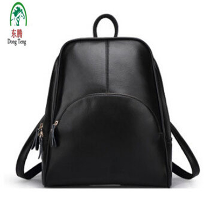 women fashion backpack women backpack Leather school bag