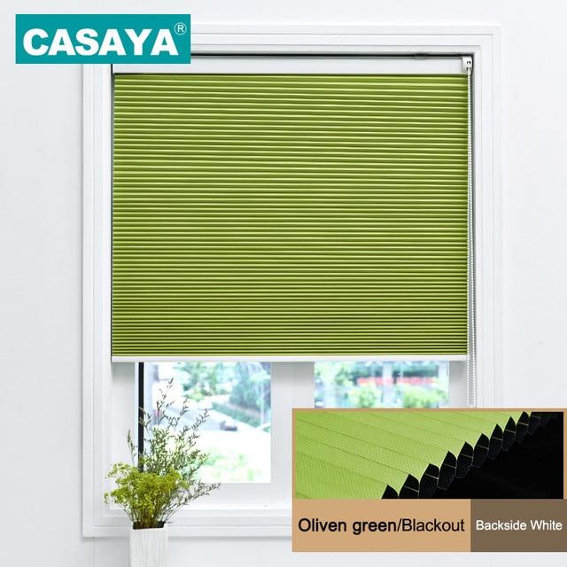 Casaya Custom Cellular Shades Honeycomb Blinds Noise Reduction