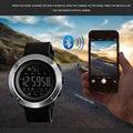 SKMEI мужские и женские умные часы  цифровые водонепроницаемые умные часы для Apple IOS и Android  50 м  шагомер  спортивные часы