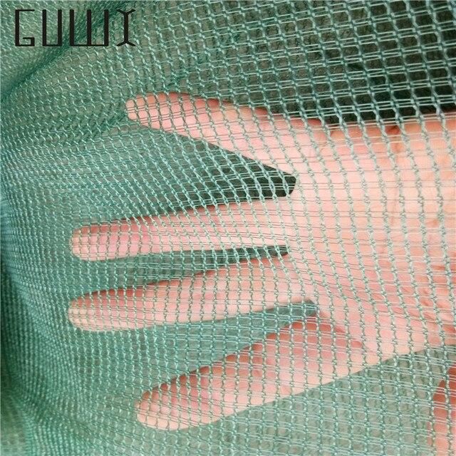 Vert levage familial net poissons cages mat riaux en - Filet plastique jardin ...