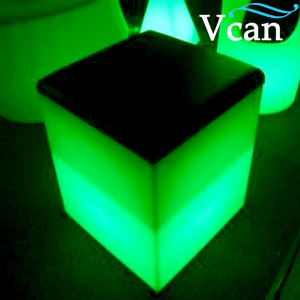Best quality 2016 led light bar stools chair cushion VC-A3838