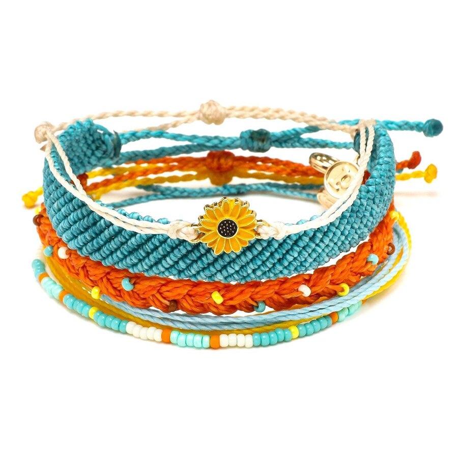 Bracelet amitié en mode artisanale pour  ...