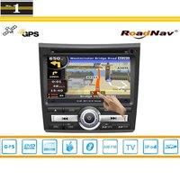 For 2008 2012 Honda City Car GPS Navigation System Radio TV DVD BT IPod 3G WIFI