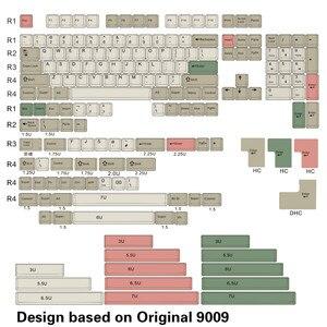 Image 1 - OG 9009 キーキャップ在庫 OG 9009 色素サブキーキャップフルキット、桜プロファイルと thick PBT