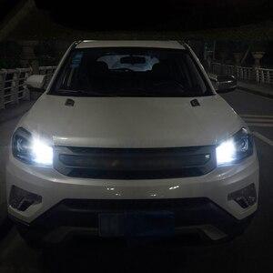 Image 2 - T10 W5W 24SMD في CANBUS سيارة مصباح ليد لا خطأ السوبر مشرق لمبات السيارات الإضاءة الداخلية القراءة ضوء مصباح إشارة مصباح الجليد ل السيارات