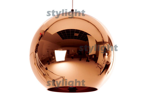 Free shipping hot selling Copper Shade (Dia 35cm / Dia 25cm),modern lamp Pendant Lamp Ceiling lamp suspension lighting
