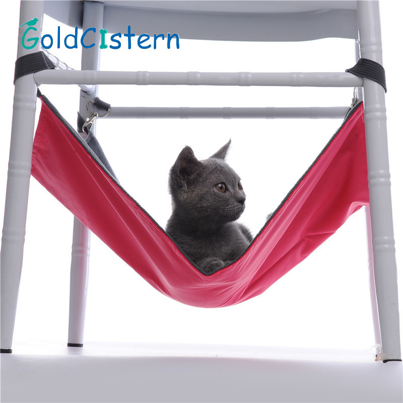 Pet Dog Cats Carriers Hammock Soft Warm Mats Bed Hanging Chair Cosy Cage beds mats For Puppy Kitten Ferret Doggy Cats Rabbit