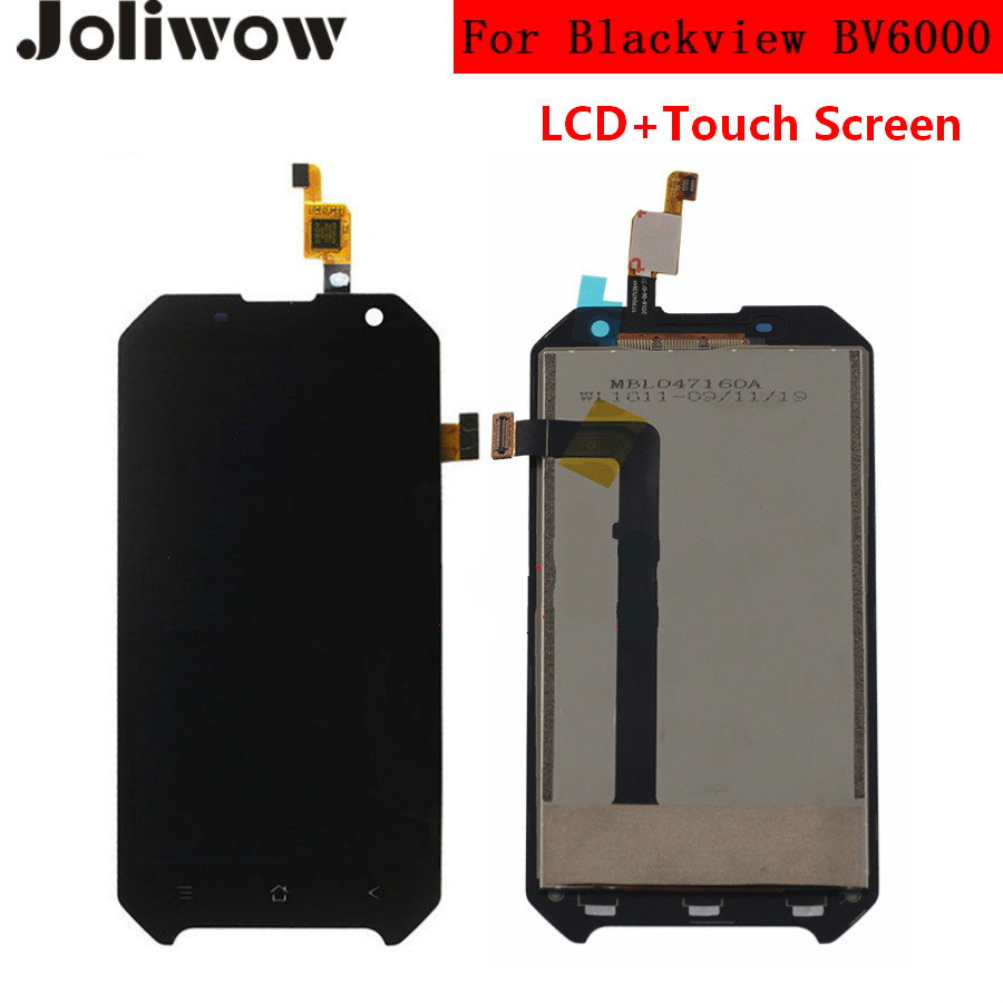 FOR Blackview <font><b>BV6000</b></font> <font><b>LCD</b></font> Display+Touch Screen+Tools Digitizer Assembly Replacement Accessories screen For BlackView <font><b>Bv6000</b></font> image