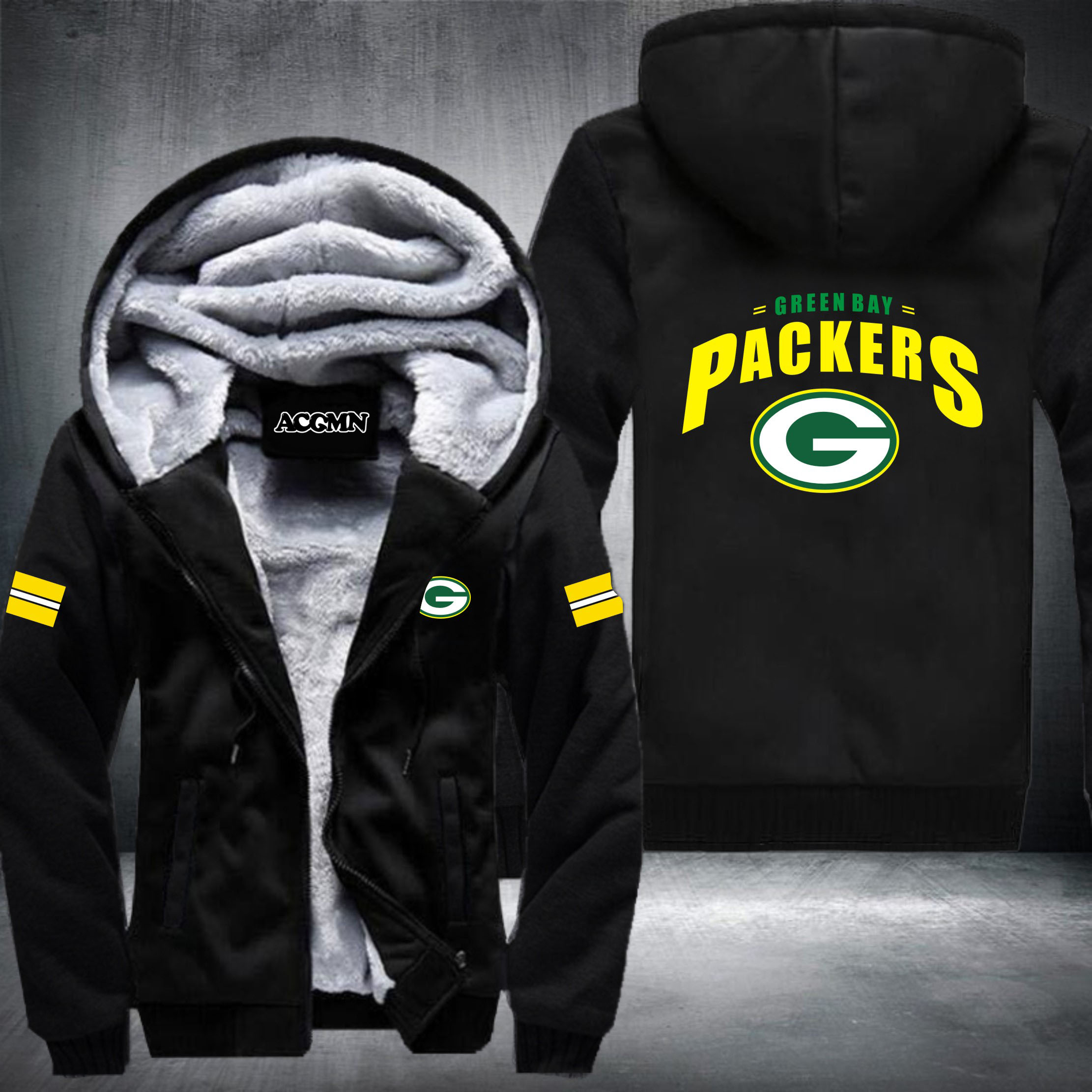 Popular Green Jackets Football-Buy Cheap Green Jackets Football ...