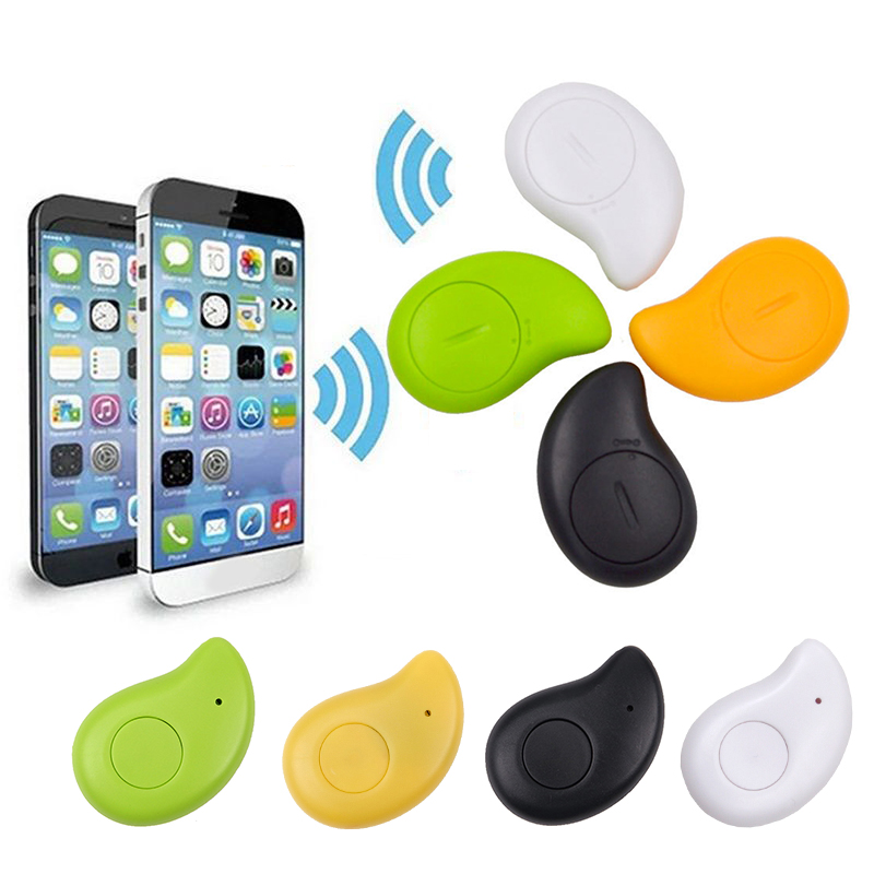 Bluetooth Finder Anti-Lost Alarm Device GPS Locator Tracking for Pet Kid Wallet Key Child Outdoor Safety Tracer Tag Finder NEW