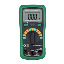 Auto Range LCD Digital Multimeter Voltmeter Ammeter AC DC Volt Current Frequency Resistance Capacitance Meter Tester Backlight