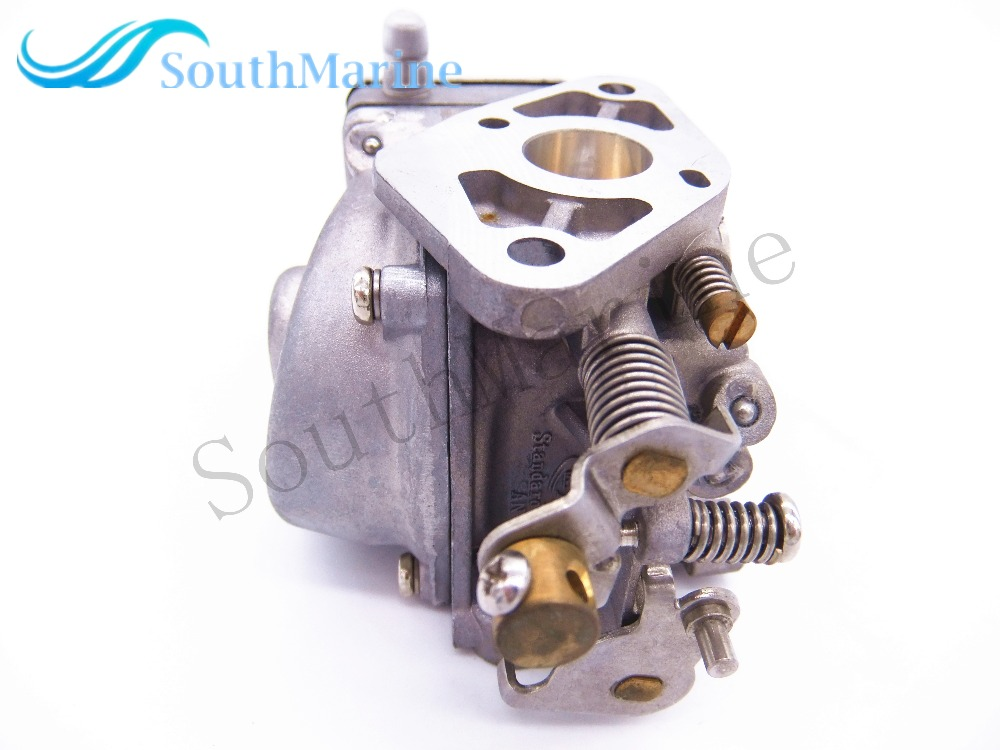 цена на 6L5-14301-03-00 6L5-14301 Outboard Motors Engine Marine Parts Carburetor Assy for Yamaha 3M, Free Shipping