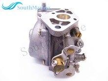 مكربن محرك خارجي 6L5 14301 أجزاء كربوراتور آسى لياماها 3m ، شحن مجاني