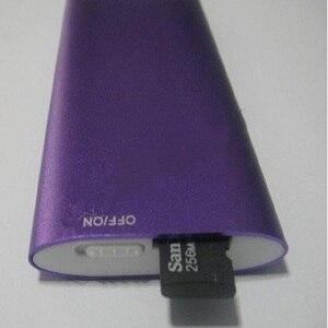 """Image 2 - ZHKUBDL nouveau 4TH 1.8 """"LCD MP4 lecteur vidéo Radio FM lecteur MP4 avec 2GB 4GB 8GB 16GB 32GB SD TF carte livraison gratuite"""