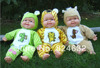 Free shipping laughing baby Twelve Zodiac Laughing baby Doll Children's Gifts 1pcs