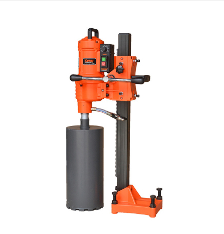 CAYKEN reinforced concrete diamond core drill machine SCY-2550C алмазный брусок extra fine 1200 mesh 9 micron dmt w7e