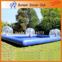 Free shipping ! 1.2m TPU Inflatable Bubble Soccer Zorb Ball New Inflatable Bumper Ball 1.0mm TPU Football Ball Bumper Ball