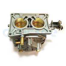 6F5-14301-00 or 6F6-14301-00-00 carburetor assy For Yamaha 40HP J -2 Stroke Outboard Engine Boat Motor aftermarket parts